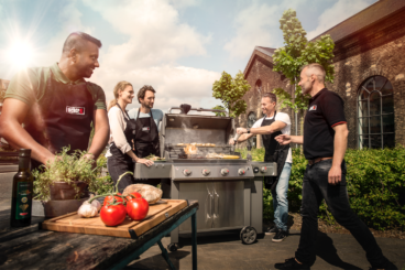 Weber Pizza Workshop